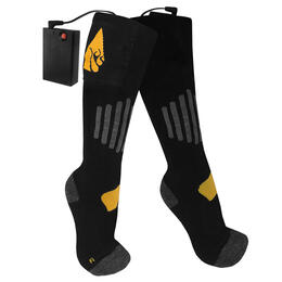 ActionHeat Cotton AA Battery Heated Socks