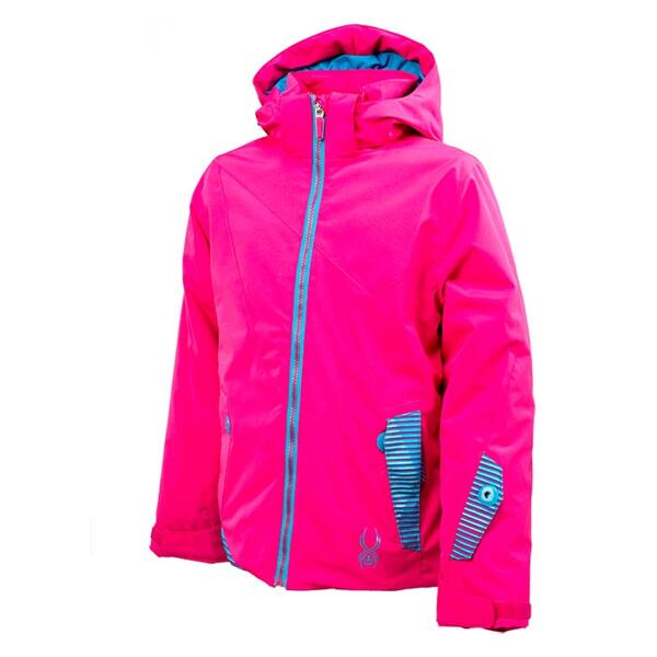 Spyder Girl's Glam Ski Jacket
