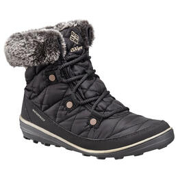 Columbia Women's Heavenly Shorty Omni Heat Winter Boots