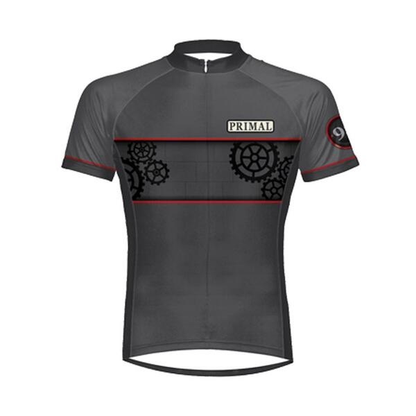 Primal Wear Men's Pressure Cycling Jersey