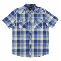 O'Neill Men's Witten Short Sleeve Plaid Shirt