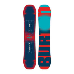 Burton Youth Process Smalls Freestyle Snowboard '17