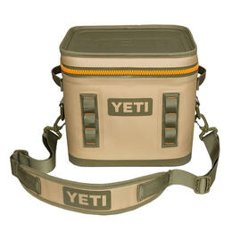 YETI Hopper Flip 12 Field Tan Cooler