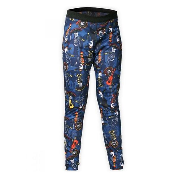 Hot Chillys Youth Pepper Skins Print Pant Bottom