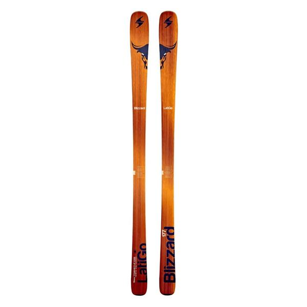 Blizzard Men's Latigo All Mountain Skis '15 - Flat