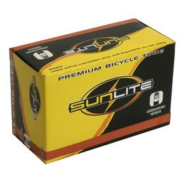 Sunlite 24x1.50-1.95 Shrader Valve Bicycle Tube
