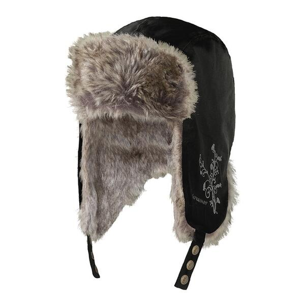 Screamer Women's Tuileries Faux Fur Trapper Hat