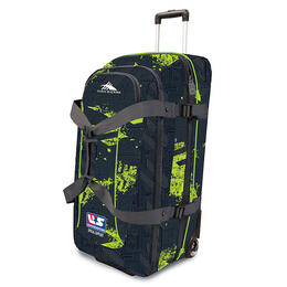 High Sierra US Snowboard Team Wheeled Duffel Bag