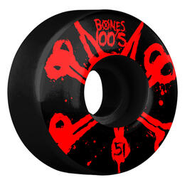 Bones 100's Skateboard Wheels (4 Pack)