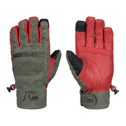 Quiksilver Men's Wildcat Snow Gloves