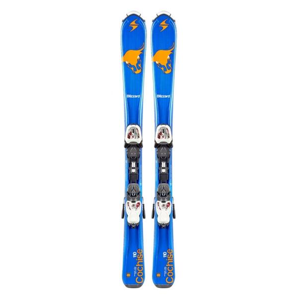 Blizzard Youth Cochise IQ Jr Skis with 7.0 Bindings '15