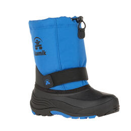 Kamik Boy's Rocket Winter Boots Blue