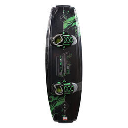Liquid Force Kids Fury Wakeboard '17 w/ Rant Bindings (12-5)