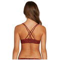 Volcom Women's On The Spot V Neck Bikini Top