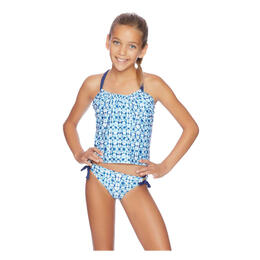 Next By Athena Girl's Spice Market Tankini Set