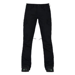 Burton Women's Gloria Snowboard Pants, True Black