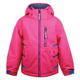 Snow Dragons Toddler Girl's Jazzy Ski Jacket