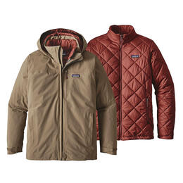 Patagonia Men's Windsweep 3n1 Ski Jacket