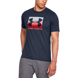 Under Armour Men's UA Boxed Sportstyle T Shirt