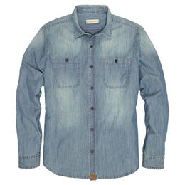 Dakota Grizzly Men's Diesel Denim Shirt