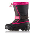 Sorel Girl's Youth Flurry Apres Ski Boots Inside