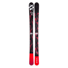 Volkl Boys's Ledge Jr Skis with 7.0 Jr Fastrak II Bindings '16