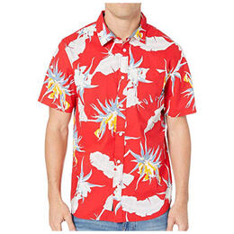 Vans Men's Arachnofloria Shortsleeve Shirt