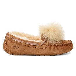 Ugg Women's Dakota Pom Pom Slippers
