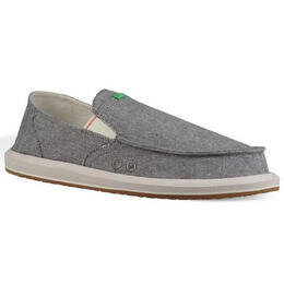 Sanuk Men's Pick Pocket Chambray Casual Shoes