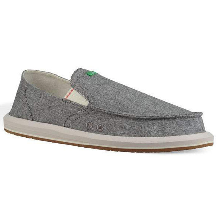 Sanuk Men's Pick Pocket Chambray Casual Sho
