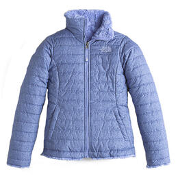 The North Face Girl's Mossbud Reversible Swirl Ski Jacket