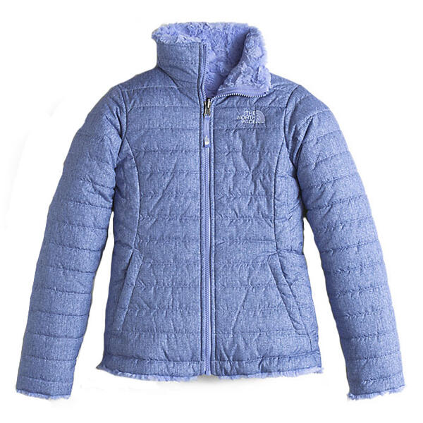 The North Face Girl's Mossbud Reversible Sw