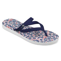 Sanuk Women's Selene Patriot Casual Sandals