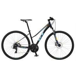 GT Bicycles Women's Transeo Comp Hybrid Bike '18