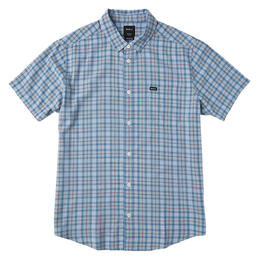 Rvca Men's That'll Do Plaid 3 Shirt