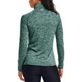 Under Armour Women's UA Tech™ Twist Half Zip Top alt image view 16