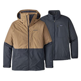 Patagonia Men's 3-in-1 Snowshot Ski Jacket