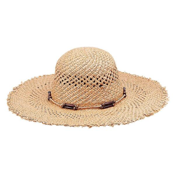 Peter Grimm Women's Anya Straw Hat (Natural)