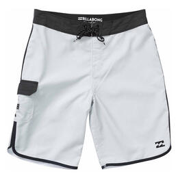Billabong Men's 73 Og Boardshorts Silver Heather
