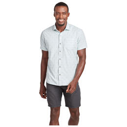 Kuhl Men's Intrepid Tapered Fit Short Sleeve Shirt