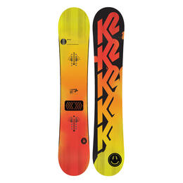 K2 Men's Happy Hour All Mountain Snowboard '18