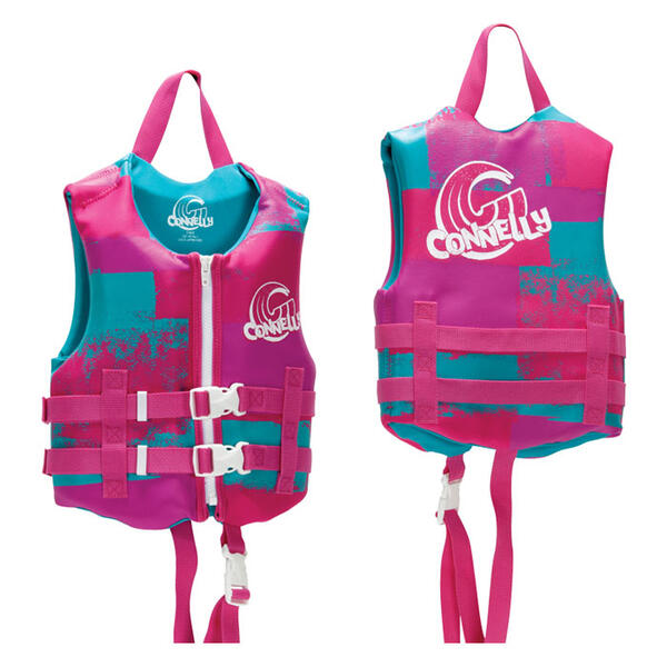Connelly Girl's Cga Neovest Life Vest