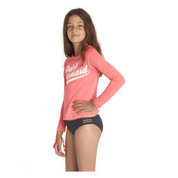 Billabong Girl's Sol Searcher Long Sleeve Rashguard