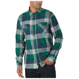 Vans Men's Box Flannel Long Sleeve Shirt Flannel