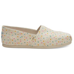 Toms Women's Alpargata Casual Shoes Funfetti