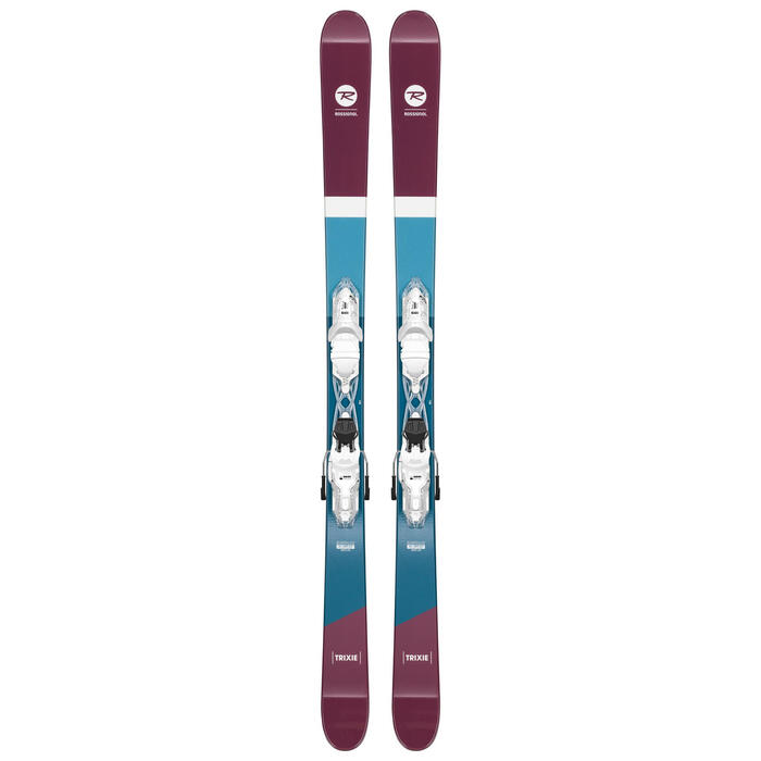 Rossignol Girl's Trixie Skis with Look Xpre