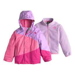 The North Face Toddler Girl's Mountain View Tri Climate Jacket