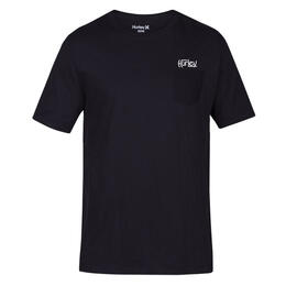 Hurley Men's Original Pocket Premium T-shirt