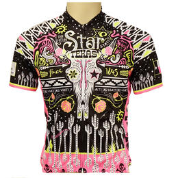 Pearl Izumi Men's Don't Mess With Texas Select Escape Ltd Cycling Jersey