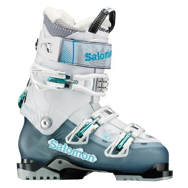 Salomon Women's Quest 80W All Mountain Performance Ski Boots '13